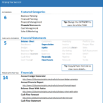 A03-Suite of Excel Tools, Annual Financial Report Excel, Financial Statements, Doing it Right, annual financial report, annual financial report excel