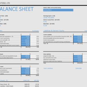 B02-Balance Sheet, Balance Sheet Excel With Ratios, Financial Statements, Doing it Right, balance sheet, balance sheet excel