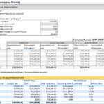 D03-5-Year Depreciation, Depreciation Method Excel Comparison, Financial Statements, Doing it Right, depreciation method, depreciation method excel