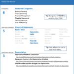 D03-Suite of Excel Tools, Depreciation Method Excel Comparison, Financial Statements, Doing it Right, depreciation method, depreciation method excel