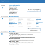 G01-Suite of Excel Tools, Gantt Project Planner Excel, Business Planning, Building your Business, gantt project planner, gantt project planner excel