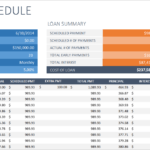 L02-Payment Schedule, Loan Calculator Excel - Comparisons, Financial Planning, Funding your business, loan calculator, loan calculator excel