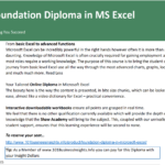 T01-Excel Diploma, Tax-Deductible Donation Excel Tracker, Cost Management, Staying Cash Positive, tax-deductible donation, tax-deductible donation excel