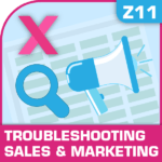 Z11-Troubleshooting Your Sales & Marketing, Troubleshooting Sales And Marketing, Sales And Marketing, Selling More, Troubleshooting Sales And Marketing, Troubleshooting Sales And Marketing excel